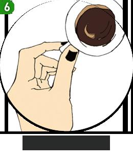 손톱모양의 의미